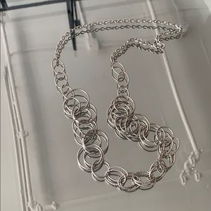 Jewelry - Silver link necklace